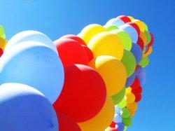 Ballonwettflug zur Geburtstagsparty – Ein großer Spaß für Jung und Alt