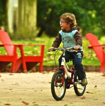Ein Fahrrad zum Geburtstag