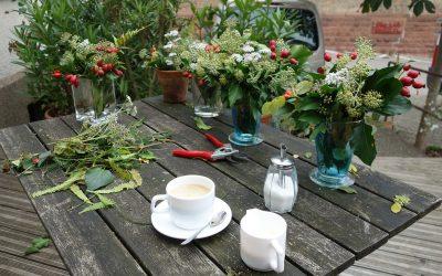 Ein Tag mit einer Floristin